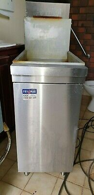 Deep Fryer Natural Gas