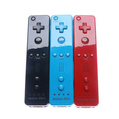 For Nintendo wii Qualified Wiimote Built Motion Plus Inside Remote Controller AU