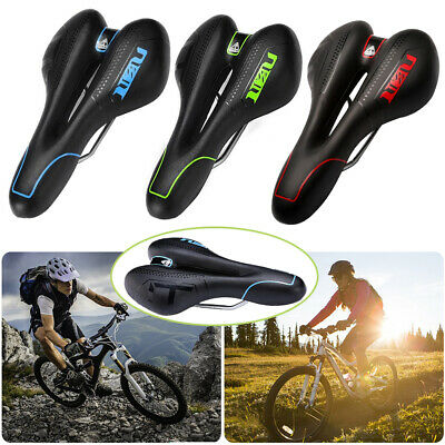 MTB Road Mountain Bike Saddle Bicycle Cycling Soft Padded Cushion Cover Pad Seat