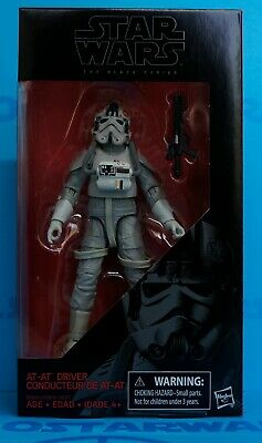 "AT-AT Driver The Empire Strikes Back The Black Series 6"" Nº31 2016"