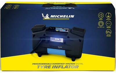 Michelin Programmable Superfast 4X4/SUV Digital Tyre Inflator