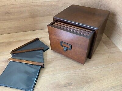 Quirky Wooden Photo Album Box w Drawer | Perfect for Special Photos & Gift Ideas