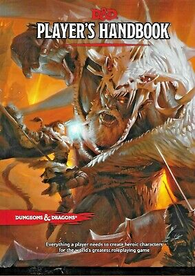 D&D Dungeons & Dragons Player's Handbook Great Price