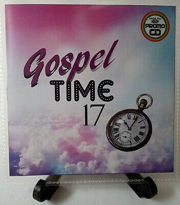 'Gospel Time' Volume 17 (Gospel & Classic Reggae Gospel, Vocal, Ska, Soca) 2019