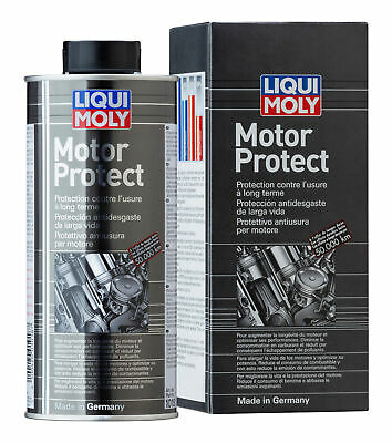 Liqui Moly Motor Protect Additivo Olio Motore Antiusura 500 Ml Riduce Attrito