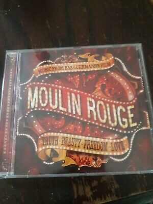Soundtrack - Moulin Rouge [Original Motion Picture ] (Original , 2003)