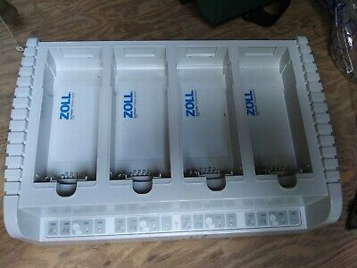 Zoll SurePower Charger Station 4 Bay IPX1