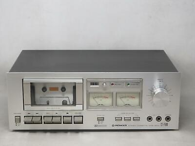 Vintage PIONEER CT-F500 Cassette Deck HAS ISSUES, PLEASE READ Free Shipping!