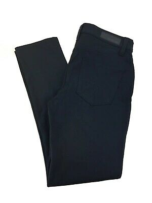 Calvin Klein Jeans Legging Skinny Super Stretch Navy Blue Shaping Women's 8 NEW!