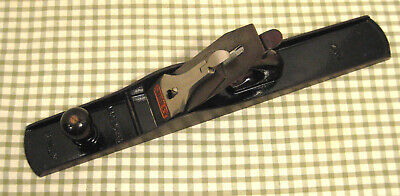 Vtg. STANLEY BAILEY No.7C Corrugated Bottom Wood Plane Collector Quality Type 19