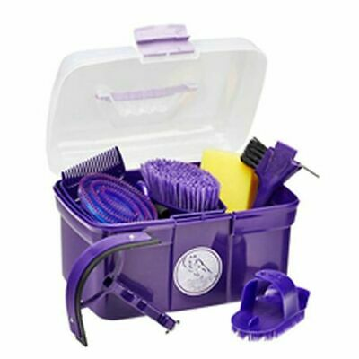 Cottage Craft Grooming Box - Purple/Lilac - Cot3815