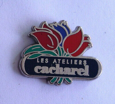 Pin's pin LES ATELIERS CACHAREL (ref L03)