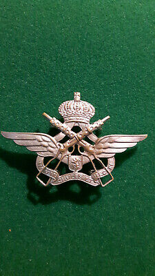 BELGIUM : Air Commando ( UDA ) beret badge