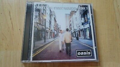 Oasis - (What's the Story) Morning Glory? (1995)  CD 5017556601891
