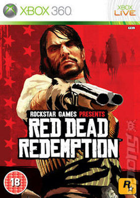 Red Dead Redemption Xbox 360 Xbox One MINT Same Day Dispatch with Fast Delivery