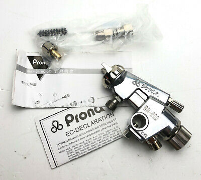Prona RA-200 Spray gun, Lackierpistole