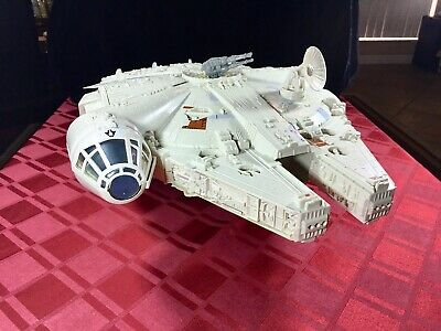 Vintage 1979 Star Wars Millenium Falcon Complete With Working Electronics