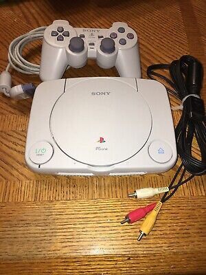Sony PSone PS1 PlayStation 1 Slim Console System