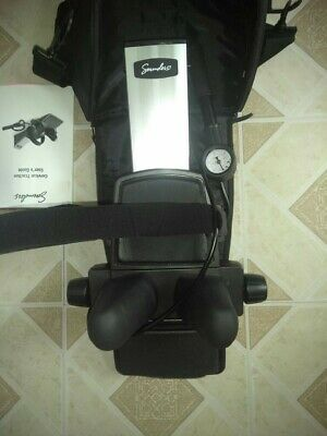 Saunders Cervical Home Deluxe Traction Device with Carrying Case and Manual