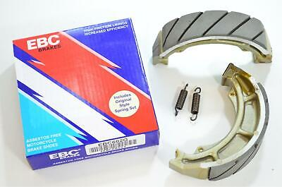 Grooved Organic Brake Shoes EBC 602G