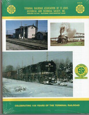 TRRA Issue #43/44 - The Southern's Passenger Trains Serve St. Louis Too!