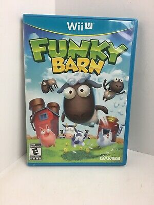 Funky Barn Nintendo Wii U Game By 505 Games USED