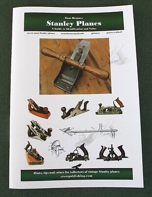Stanley Planes - A Guide to Identification and Value for Collectors