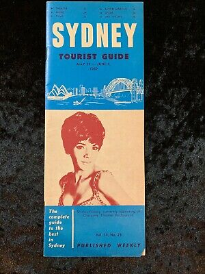 Sydney Tourist Guide, May-June 1969