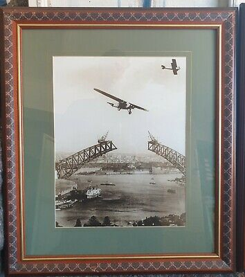 Framed Prints of famous photographs  by James Francis (Frank) Hurley(1885-1962)
