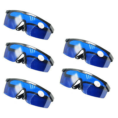 5pcs 650nm 660nm Red Laser Diode Module Protective Goggles Safety Glasses New
