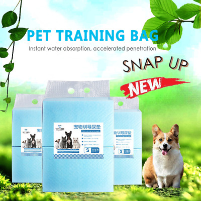 HOT SELLING!!! Puppy Training Pads Toilet Pee Wee Mats Pet Dog Cat S/M/L/XL NEW#