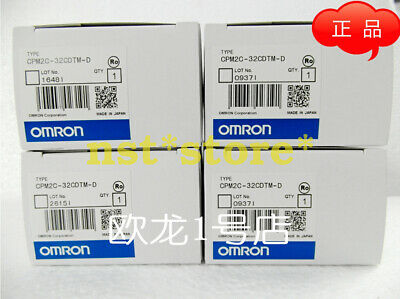1pc OMRON CPM2C-32CDTM-D programmable controller