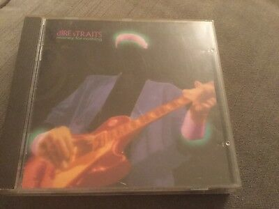 Dire Straits Best Of Cd Sultans Money Brothers Twisting Tunnel Romeo Private