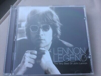 John Lennon Legend Best Of Cd Woman Jealous Guy Imagine Karma Mind Games Startin