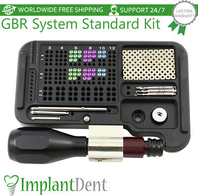 GBR System Standard Kit Guided Bone Regeneration Dental Implant Surgical Tool