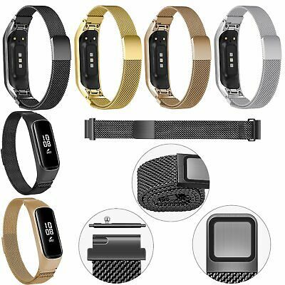 Milanese Magnetic Loop Strap Stainless Steel Wristwatch Bands for Xiaomi 3/4 mi4