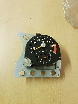 Mercedes NEW 107 sl v8 rev counter & clock e3692 1sb1d2