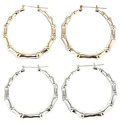 78319b34f2d12 EXAGGERATE OVERSIZE LARGE Big Star Heart Fashion Wire Hoop Earrings ...