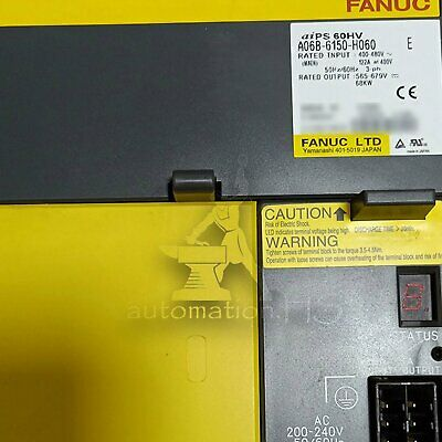 New 1PCS FANUC A06B-6150-H060 A06B6150H060 one-year warranty