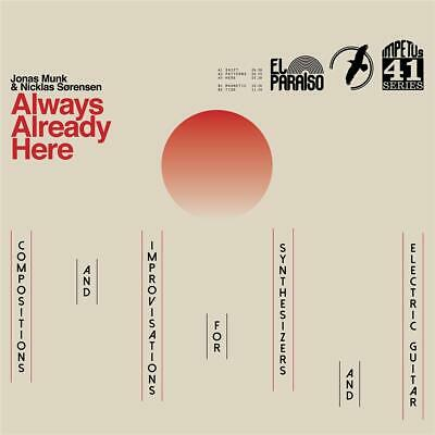 Jonas Munk & Nicklas Sørensen - Always Already Here CD ALBUM NEW (16TH AUG)
