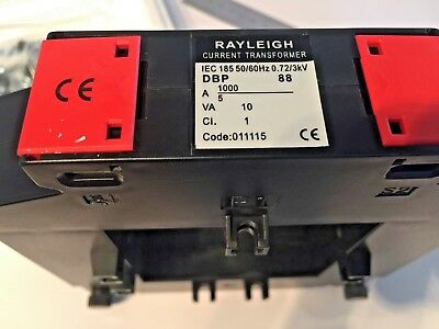 Rayleigh DBP-88 Moulded Case Current Transformer