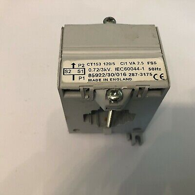 Hobut Universal Mounted Current Transformer CT153M120/5-2.5/1