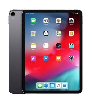 Apple iPad Pro (11 inch Multi-Touch) Tablet PC 1TB WiFi + Cellular Bluetooth