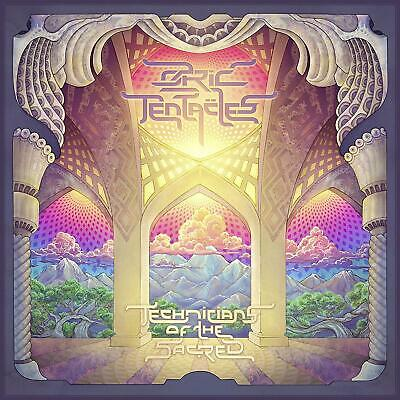 Ozric Tentacles - Technicians Of The Sacred 2 CD ALBUM NEW (16TH AUG)