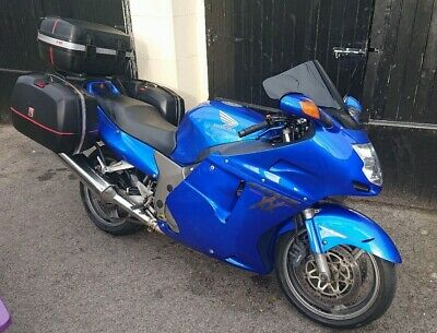CBR1100X Blackbird - Only 22,730 miles