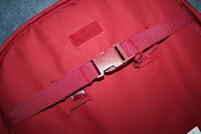 Mothercare Orb pushchair sit up back buckle spare parts replacement - red