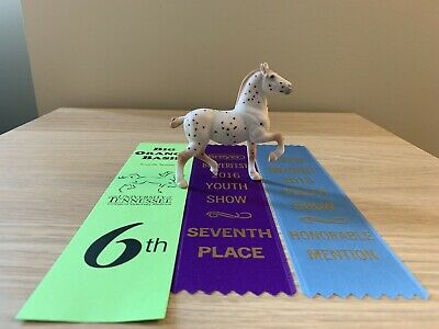 Breyer Draft Mare from MYSTERY FOAL Stablemate Set - Live Show Proven