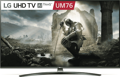 "New Lg 65Um7600Pta 65"" Um7600 4K Uhd Smart Led Tv"