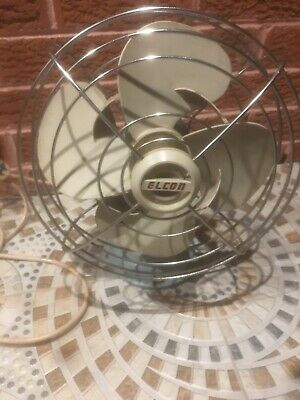 Vintage Elcon Fan