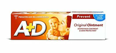 A+D Original Diaper Rash Ointment 4 oz